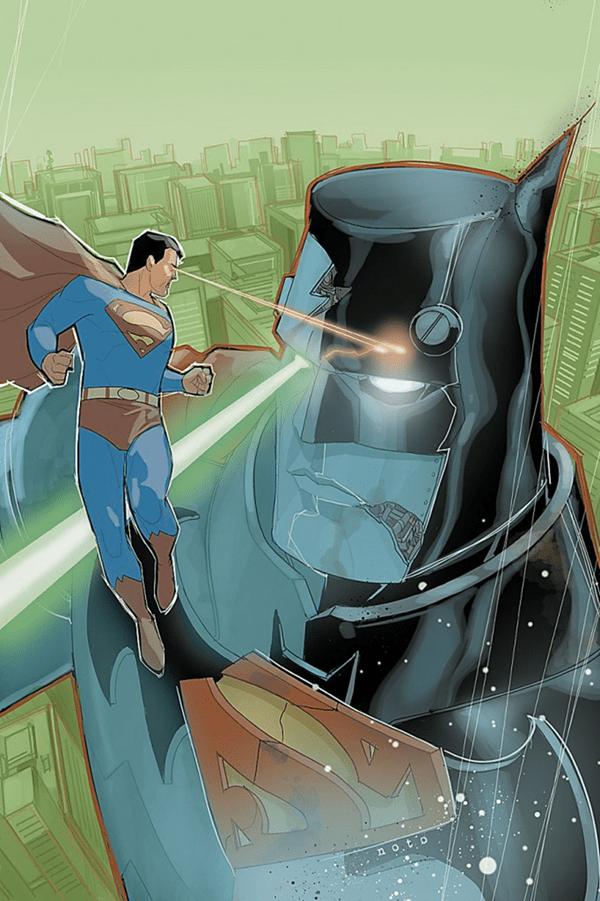 giant batman robot