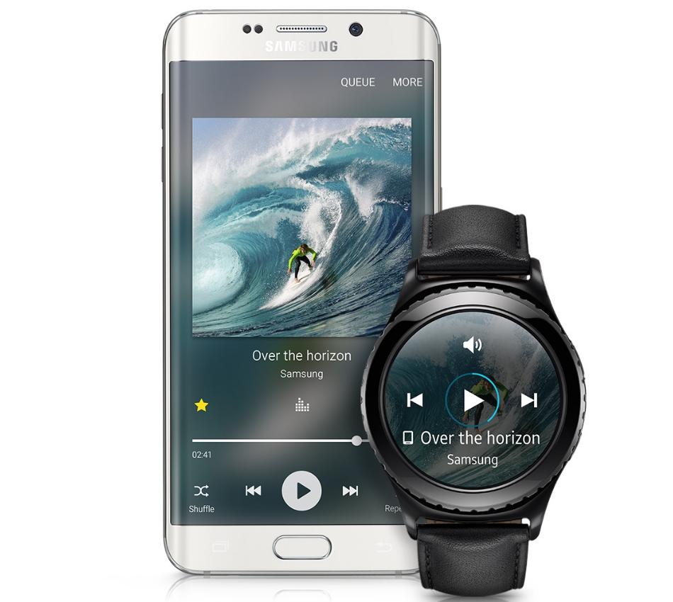 Ceas SmartWatch Samsung Gear S2 Classic, SM-R7320ZKA Black 4
