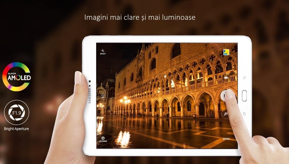 Tableta Samsung Galaxy Tab S2 8.0, Octa-Core, 32GB + 3GB RAM, LTE, T719 Black 02