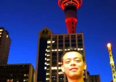 Dan Ulritz Romero- Legazpi City