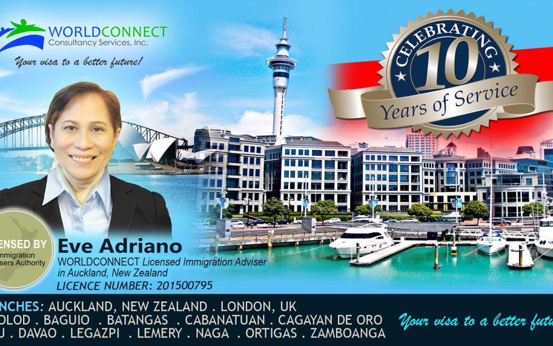 Free Orientation (10th Year Anniversary) – Naga, Legazpi
