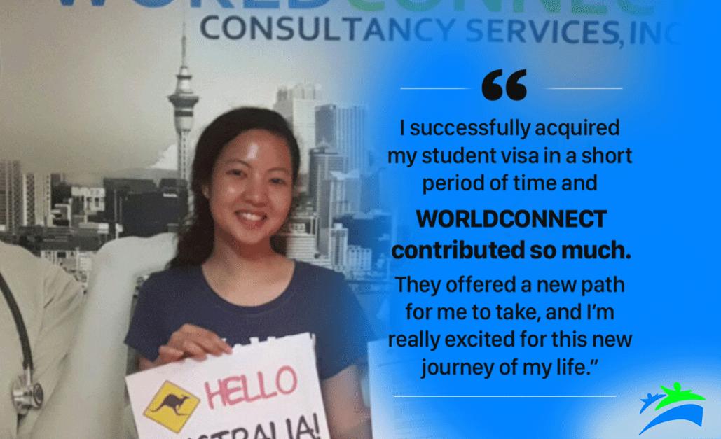 Testimonial: Glenda Garcia (Manila)