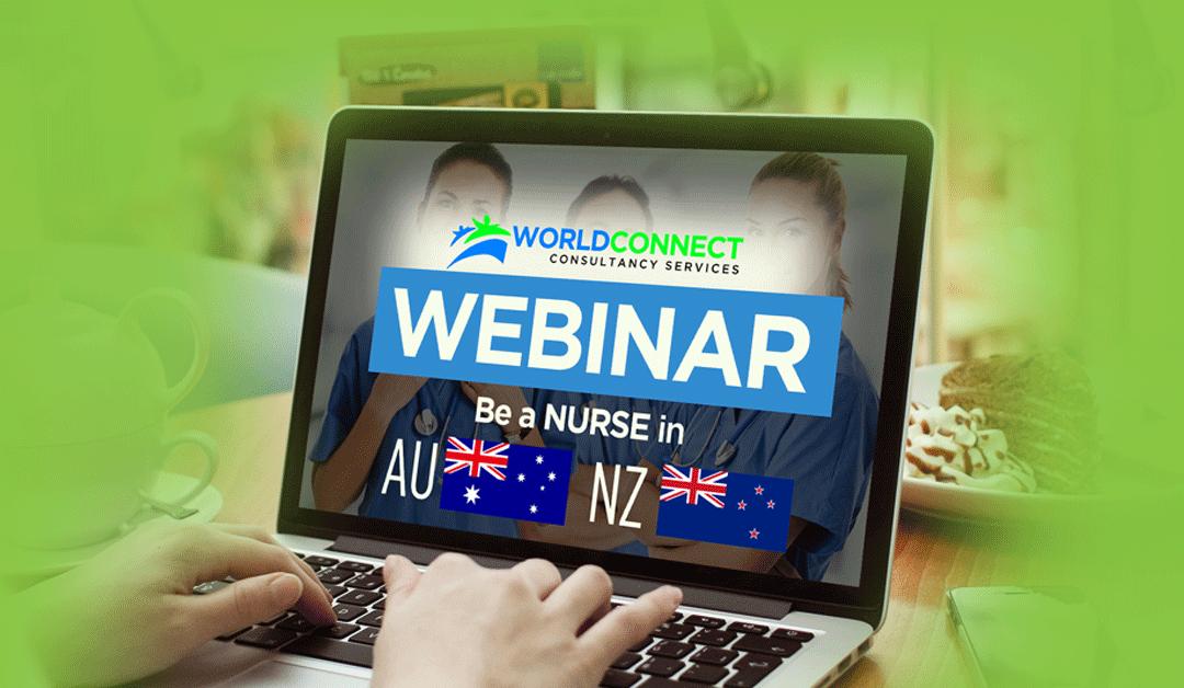 #LearnEarnLive Webinar: Nurses (AU/NZ)