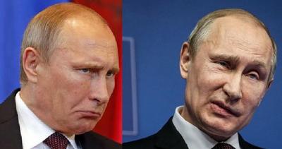 Путин пидарас хуесос