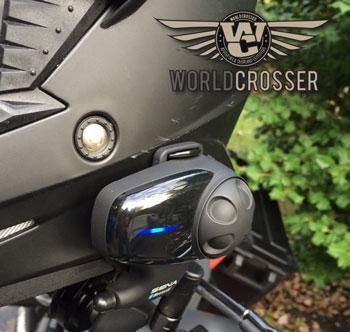 Sena SMH10 Bluetooth Motorcycle Helmet Headset