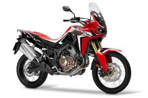 New 2016 Honda Africa Twin Adventure Bike – CRF1000L