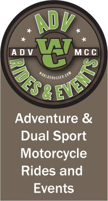 Adventure Motorcycle & Dual Sport Rides and Events