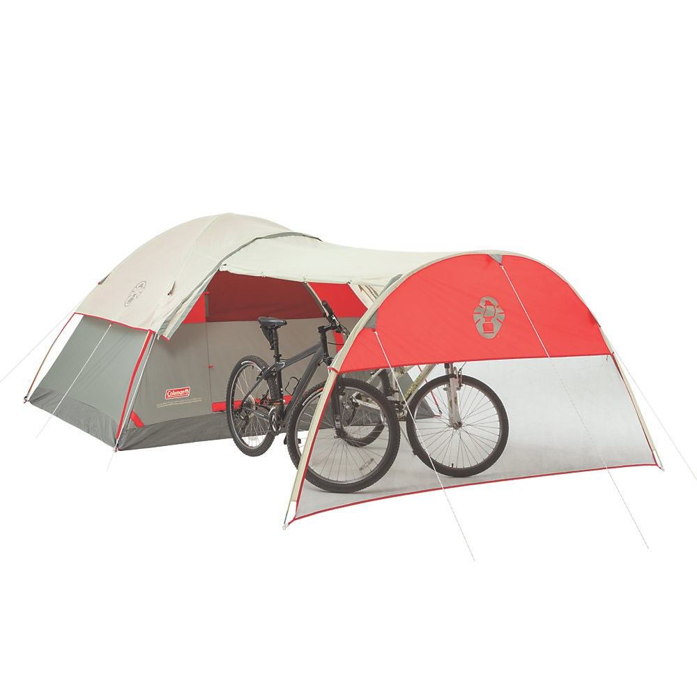 Dome Tent ...  sc 1 st  WorldCrosser & Dome Tent with Porch for Motorcycle - WorldCrosser