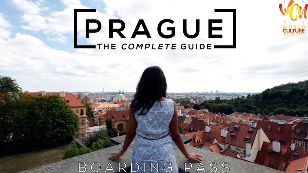Prague City Guide | Boarding Pass