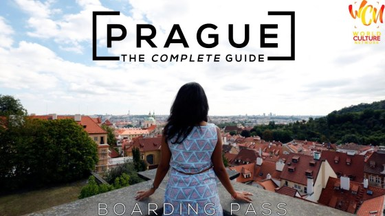 Prague City Guide | Boarding Pass