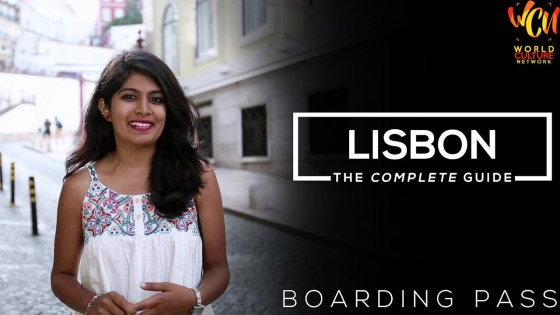 Lisbon City Guide | Boarding Pass