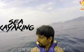 Sea Kayaking in Split   Unwind