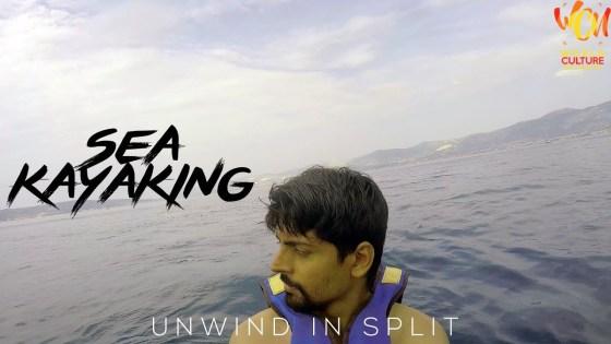 Sea Kayaking in Split | Unwind
