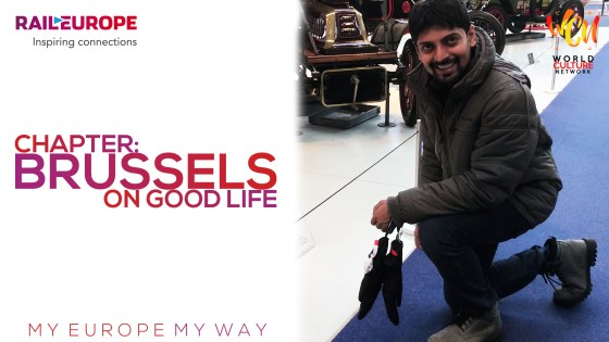 Chapter: Brussels On Good Life | My Europe, My Way