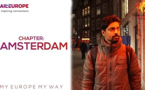 BONUS! Chapter: I amsterdam | My Europe, My Way