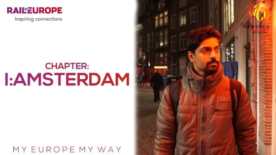 BONUS! Chapter: I amsterdam | My Europe, My Way
