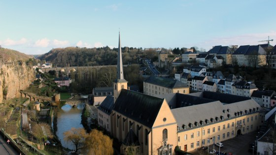 Day Trip To Luxembourg | Travel Vlog | Featured Image
