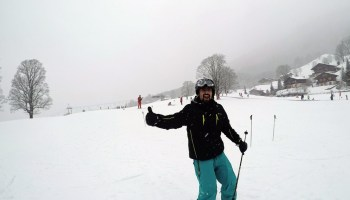 First-ever Skiing Experience In Switzerland | The Swiss Adventure | World Culture Network | Featured Image