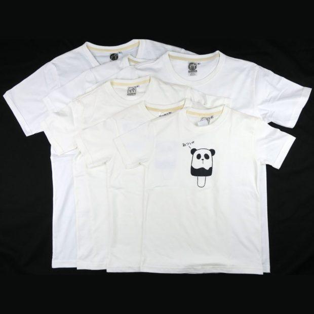 「パンダポップ」Tシャツ 全サイズ