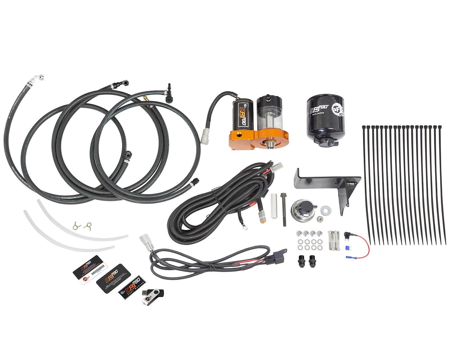13 16 6 7l Dodge Cummins Afe Dfs780 Fuel System Worldsel