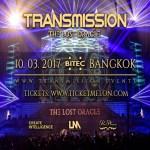 ransmission Festival Bangkok 2017 - Banner