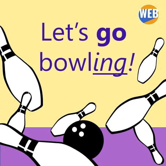 Go bowling - PLAY DO GO