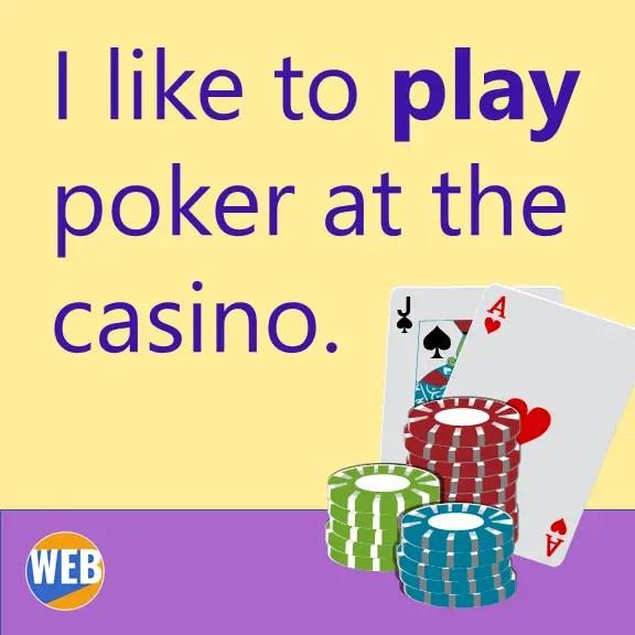 play poker - PLAY DO GO
