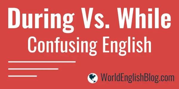 Confusing English