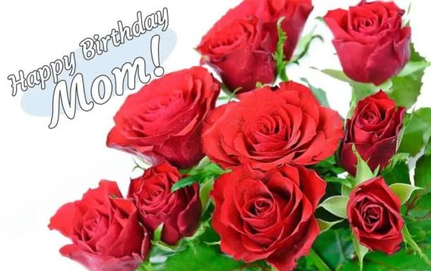 Happy B-day Mom