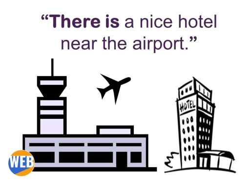 There is a nice hotel near the airport.