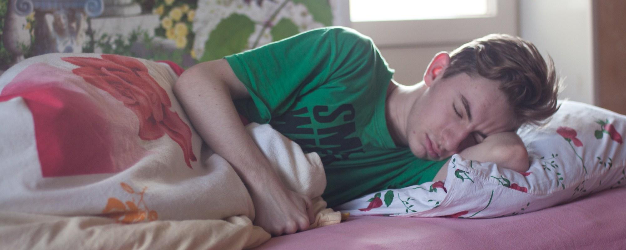 Sleep on side - Snoring Remedies