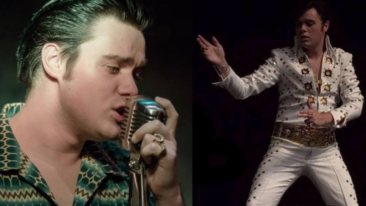 Colin Dexter (Elvis Tribute Artist)