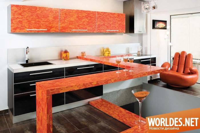 интересные кухни дизайн фото 1