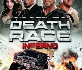 Death Race 3 (2013) BRRip 480p 300MB Dual Audio