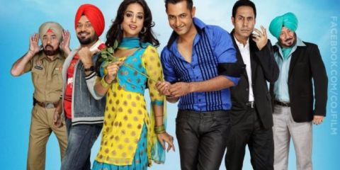 Carry on Jatta (2012) Punjabi Movie DVDRip