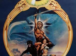 The Beastmaster (1982) Hindi Dubbed Movie Free Download  480p 250MB