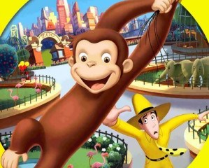 Curious George (2006) Hindi Dubbed Download 250MB