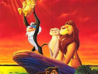 The Lion King (1994) Dual Audio 1080P HD 250MB