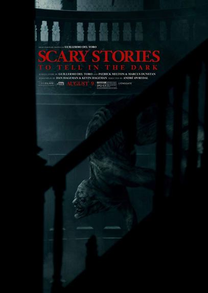Scary Stories to Tell in the Dark 2019 English 720p