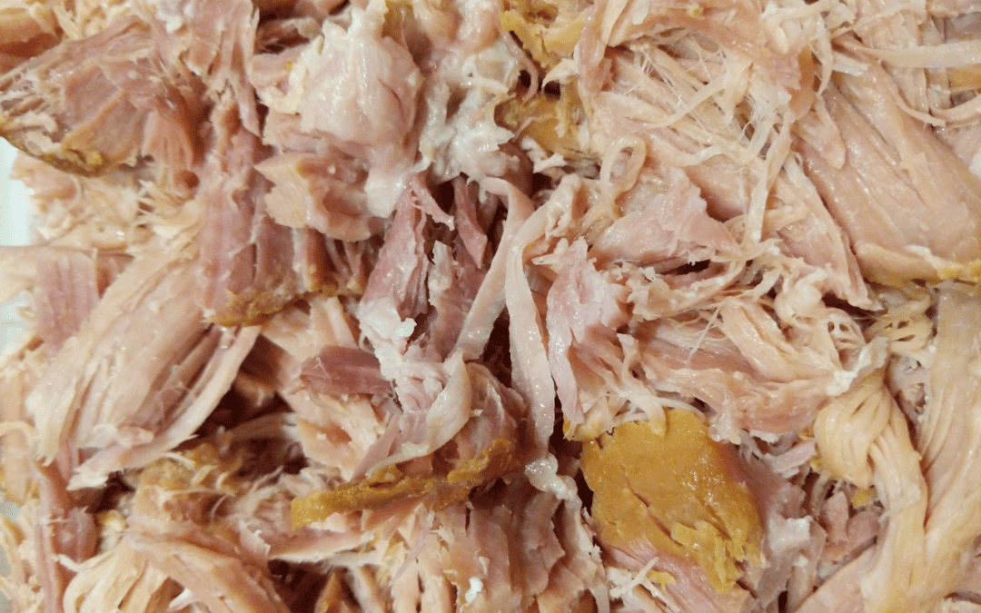 Slow Cooker Ham with Beer and Maple Syrup