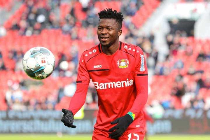 Edmond Tapsoba - The Bayer & Bundesliga Star Giving Burkina Faso Hope On  World Stage