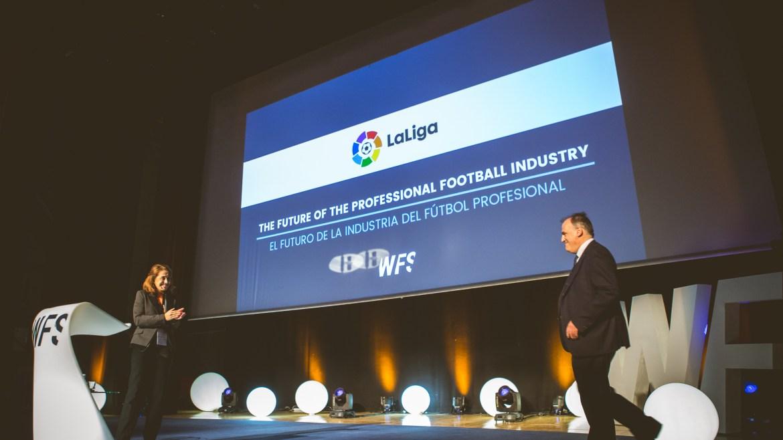 LaLiga Global Partner del WFS