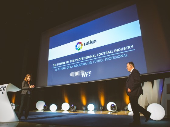 LaLiga Global Partner del WFS