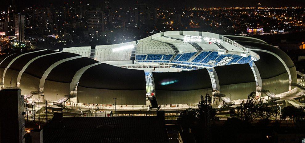 Arena das Dunas - Natal, Brasil by Populous