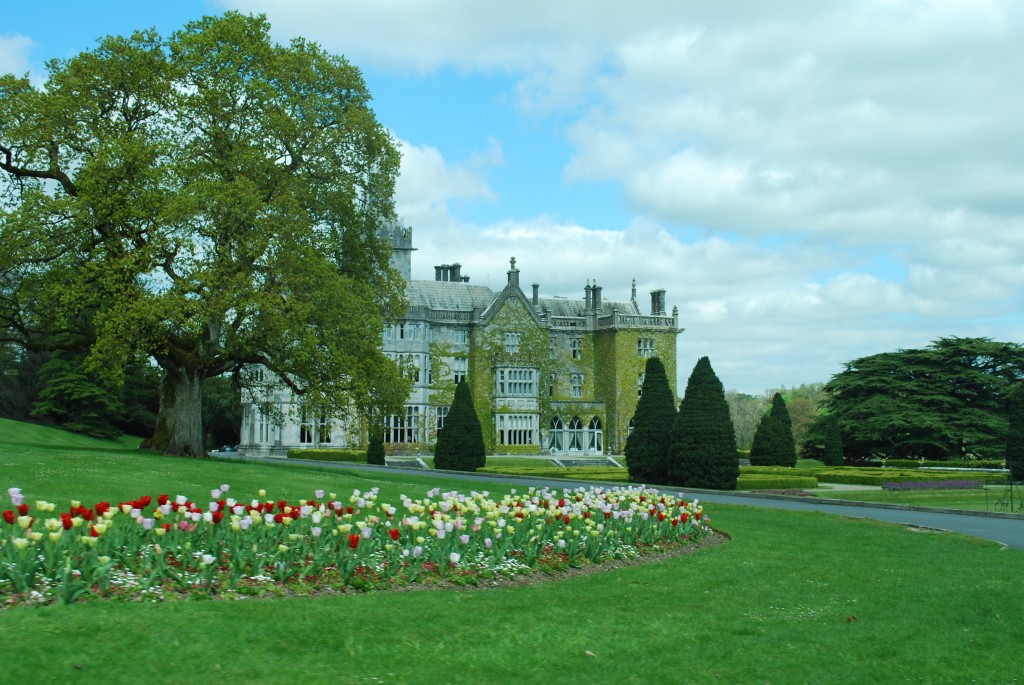 Adare Manor.  Photo by Tonya Fitzpatrick