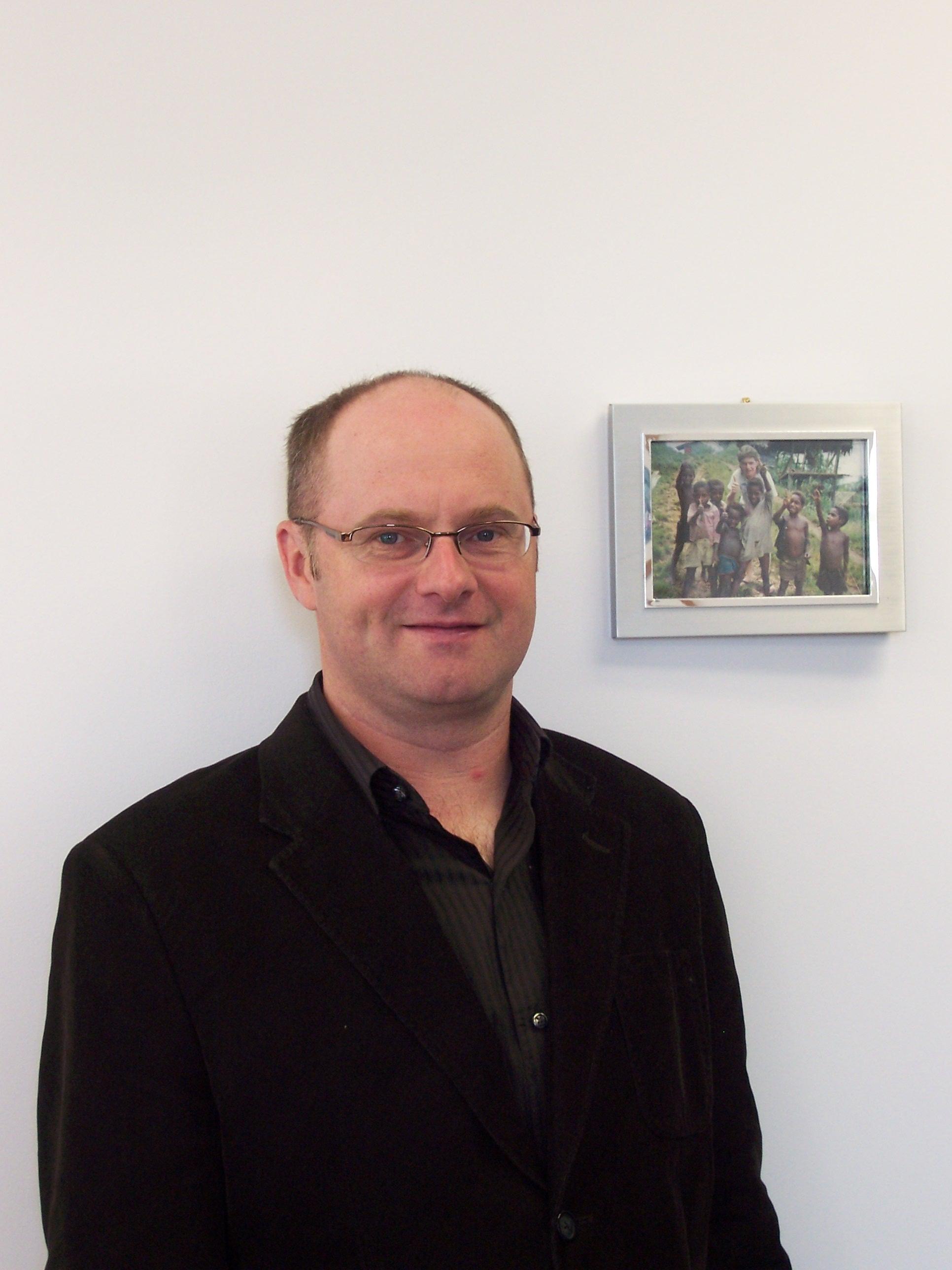 Colin Salisbury of Global Volunteer Network