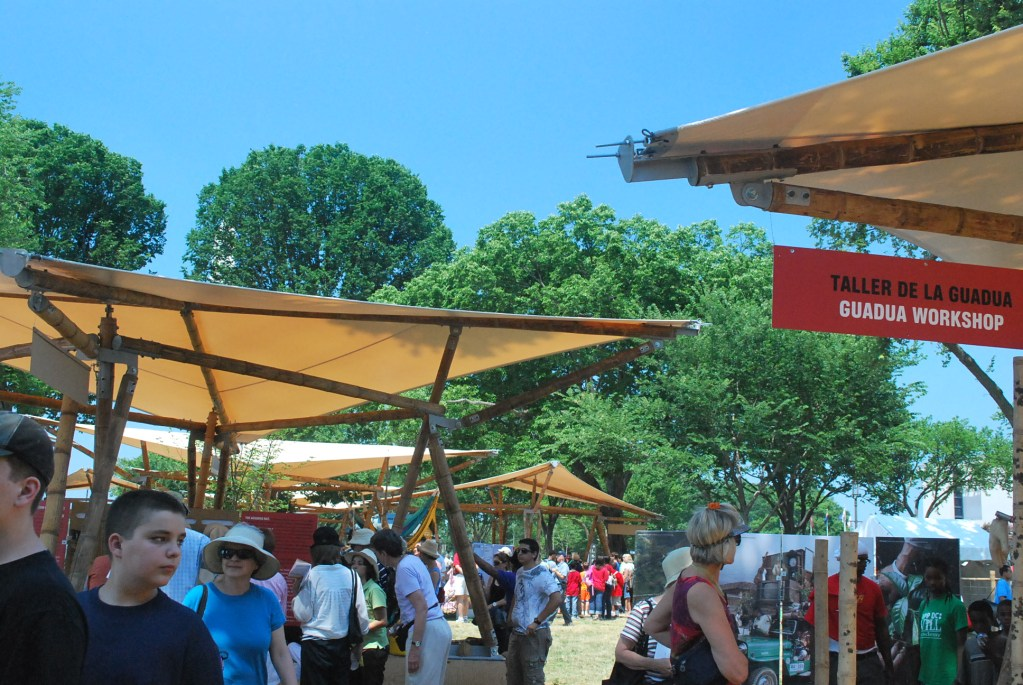 Smithsonian Folklife Festival that featured Colombia