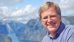 PBS travel host Rick Steves