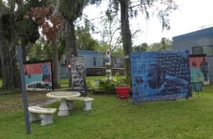 View of Goldsboro Art Square. Photo: Kathleen Walls