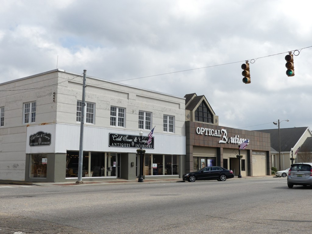 Antiques store. Photo: Kathleen Walls